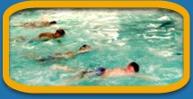 Swim safe swim school is open year round with an indoor heated pool and lessons for all ages in for Williams indoor pool swim lessons